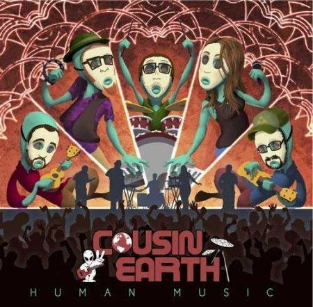 Cousin Earth - Human Music (2018)